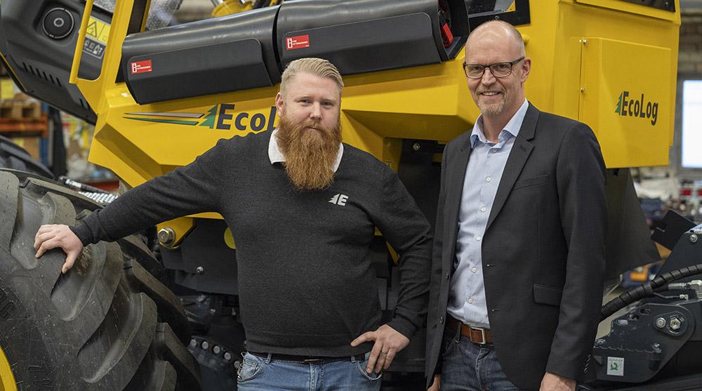 Nu fortsätter Eco Log sin framtidssatsning genom att förvärva det svenska säljbolaget Eco Log Försäljning AB (ELFAB).