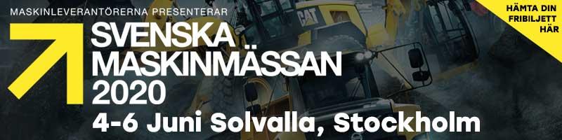 Svenska Maskinmässan är en renodlad maskinmässa där samtliga utställare tillhör branschorganisationen MaskinLeverantörerna. Se det senaste inom bygg-