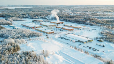 Strömsunds-fabriken