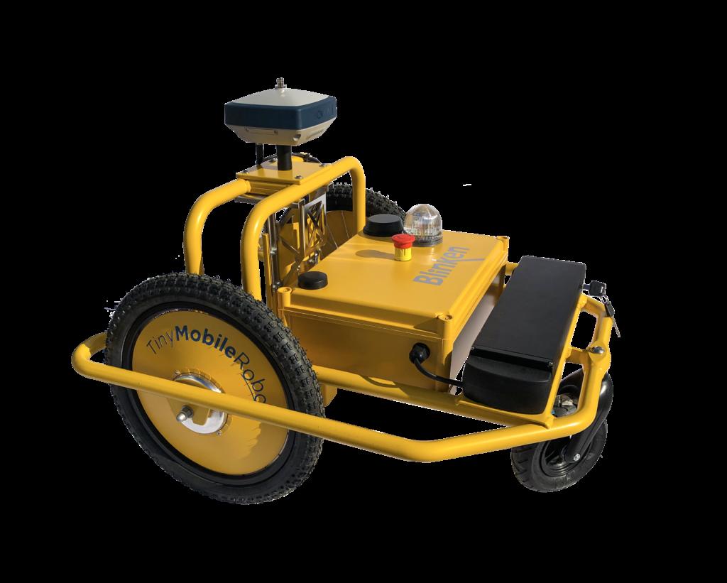 Blinken - TinyMobileRobots