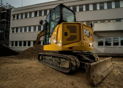 Cat 306, Next Generation - minigrävare