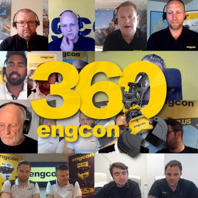 Succé för Engcons digitala livevisning