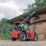 Även om den är superkompakt kan den arbeta. MLT420-60H lyfter upp till två ton och har en lyfthöjd på 4,35 meter.
