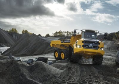 Sweconkund i Tyskland köper 40 nya Volvomaskiner