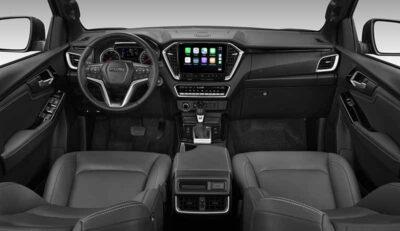 Interior Dash_LHD_RBE_Leather(Black)_4x4_AT_Auto AC_ADAS_Seat Heater