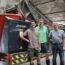 Triomatic T40 Petter, automatisch voeren, automatisch füttersystem, robotic feeding, jul16